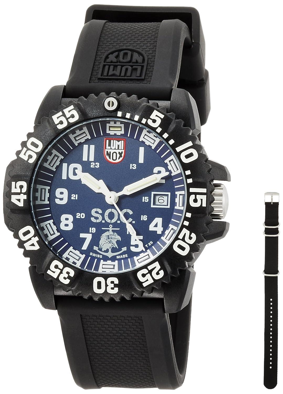 [ルミノックス]Luminox 腕時計 SEASERIES Luminox SPEC OPS CHALLENGE (S.O.C.)3050 SERIES 3053 LSOC.SET メンズ 【正規輸入品】 B06WLL2S4L