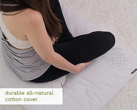 Amazon.com: Mindful and Modern Zabuton Meditation Mat ...