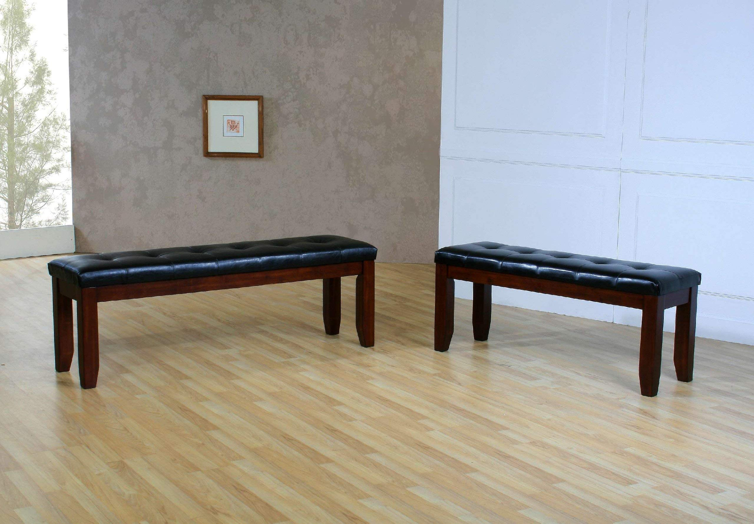 Homelegance 60-Inch Ameillia Bench by Homelegance (Image #4)