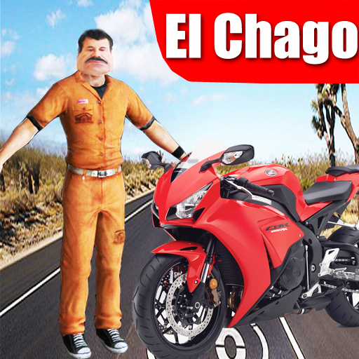 El Chapo Runner - Moto Racing 3D Matrix Racing