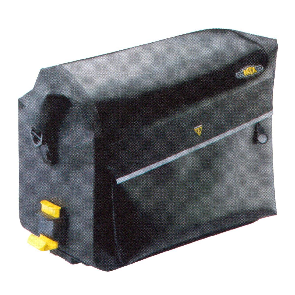 Topeak Mtx Trunk Dry Bag (Black, 15x9.4x10.2-Inch)