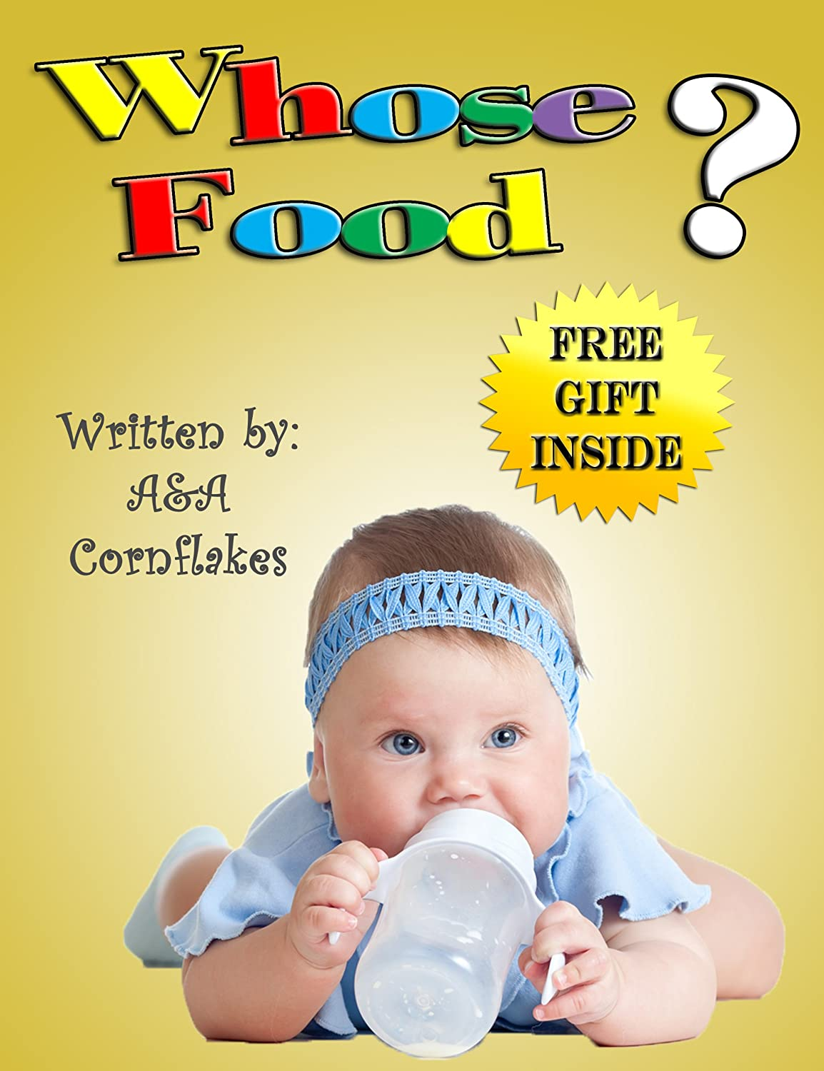 Children Books: Whose Food (Educational fun + Free game inside ...