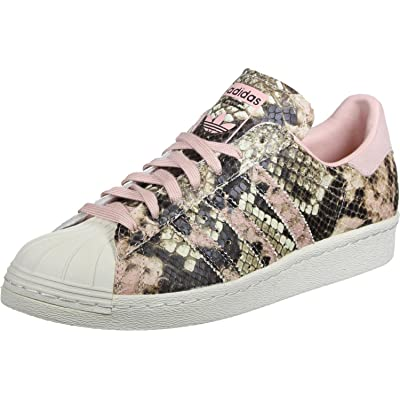 competitive price fcbb3 3655c Adidas - Basket Superstar 80s W S76419 Rose Croco
