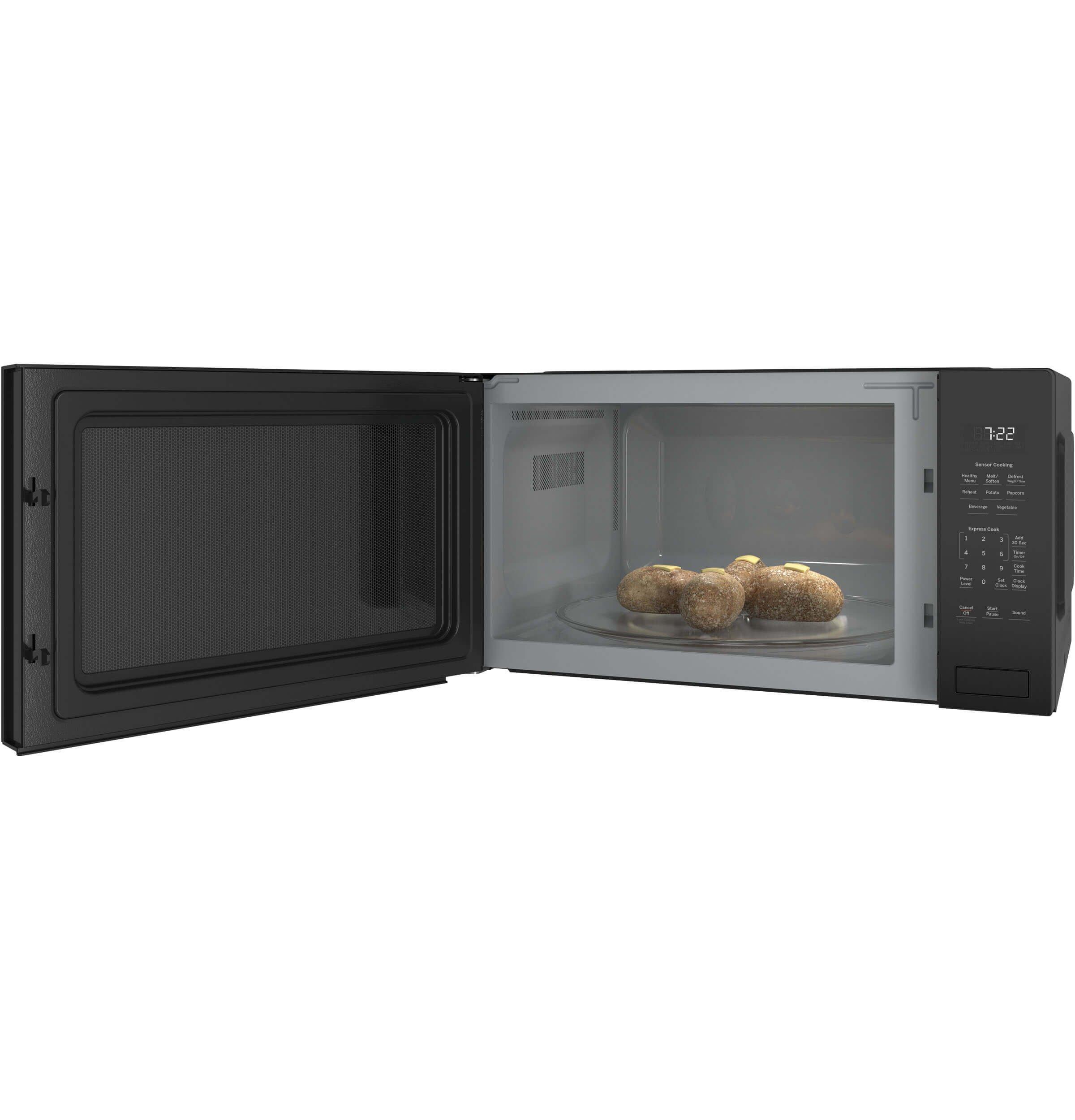 GE PEB7227DLBB Microwave Oven by GE (Image #4)