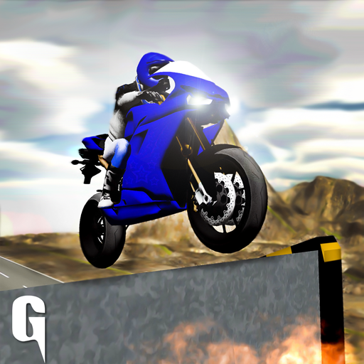 Used, Heavy Bike stunts Driver Simulator 3D for sale  Delivered anywhere in USA