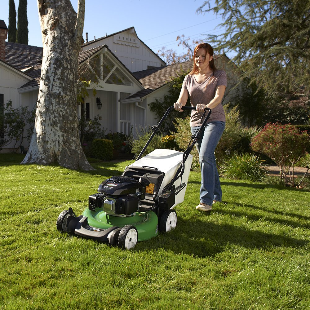 Lawn-Boy 10734 Electric Start Self-Propelled Gas Mower