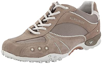 2364afde38fa34 Allrounder by Mephisto Titan, Chaussures de Marche Homme - Taupe (Cow Suede  37/