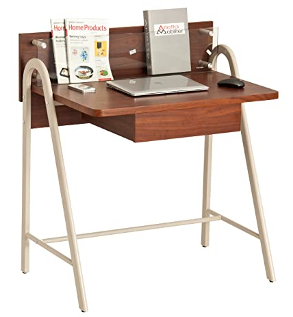 ProHT Small Writing Computer Desk With A Drawer, Modern Office Laptop /PC/Study
