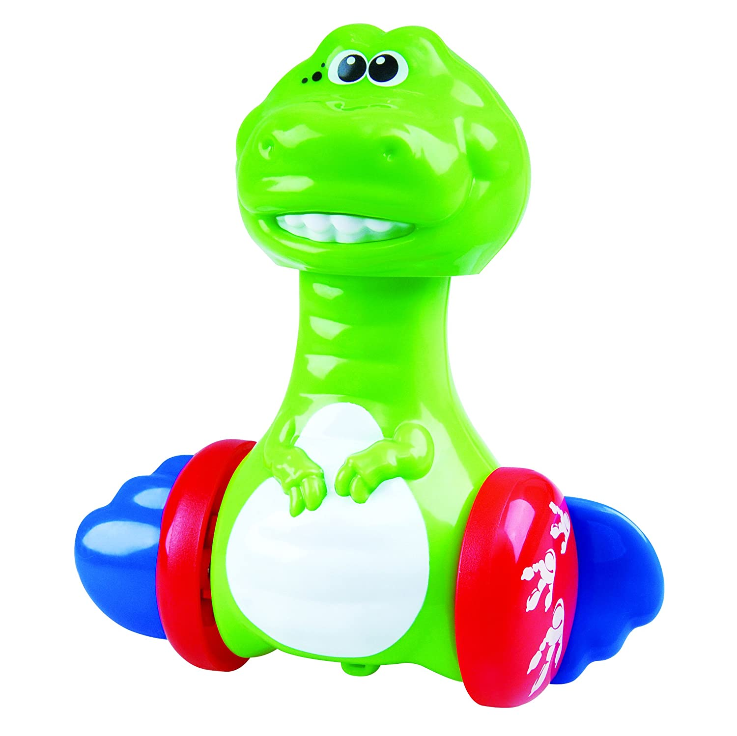 KidSource Early Play Baby Toy Green Blue Red