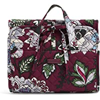 Vera Bradley Iconic Compact Weekender Travel Bag Signature Cotton