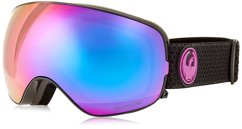 da8c99e4cc7 Amazon.com  Dragon Alliance X2S Goggles - Aloha Lumalens Green Ion+Amber   Sports   Outdoors