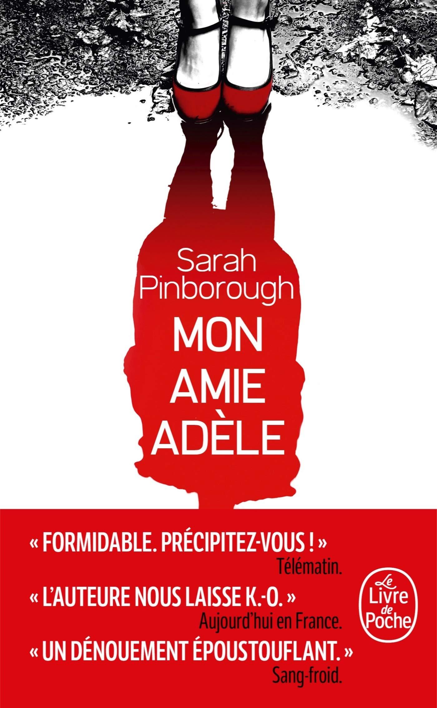 Amazon.fr - Mon amie Adèle - Pinborough, Sarah - Livres
