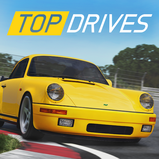Top Drives - Car Cards Racing