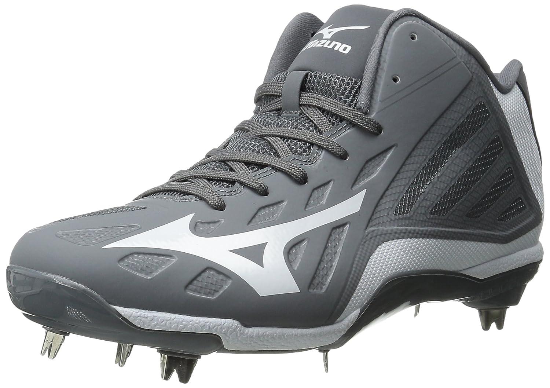 Mizuno - Heist IQ Mid Zapatos para béisbol para hombre Mizuno USA MIZUNO HEIST IQ MID-M