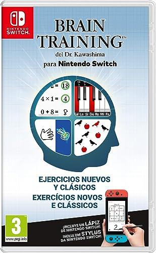 Brain Training del Dr. Kawashima: Amazon.es: Videojuegos