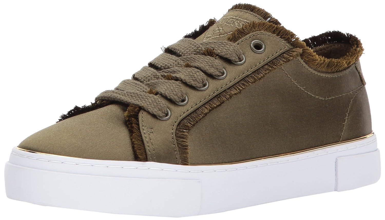 GUESS Women's Goodfun Sneaker B073ZJGQTJ 10 B(M) US|Olive