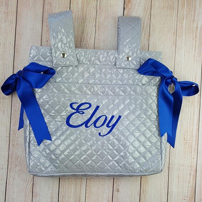 Bolso panera personalizado para el carrito del bebe
