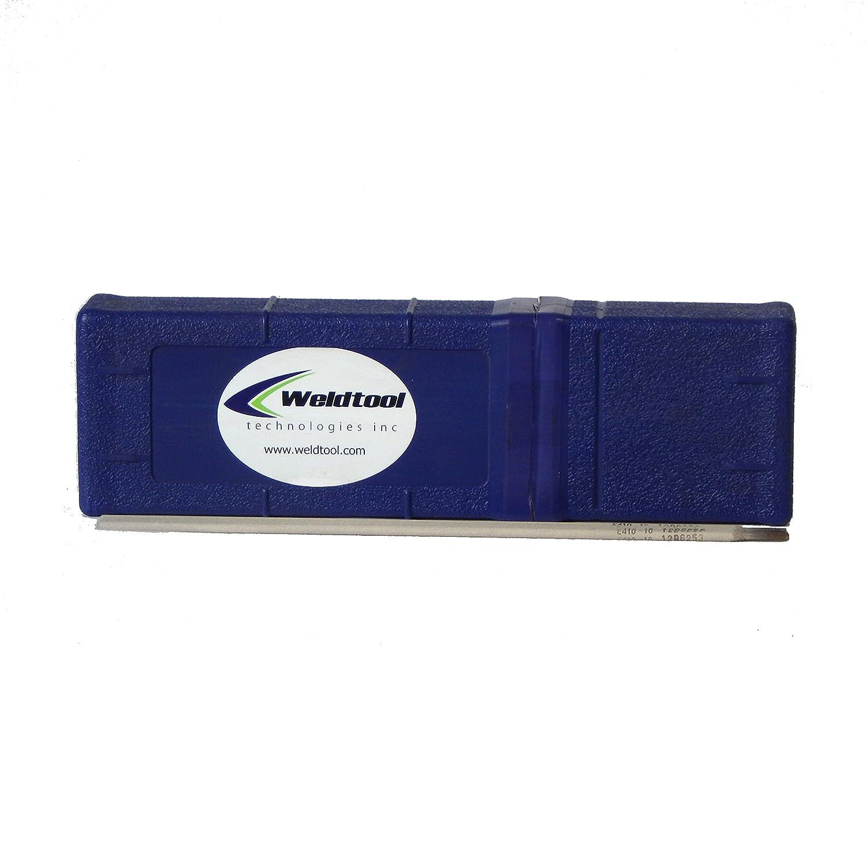Weldtool Hardfacing Coated Electrode Type M Abrasion and Impact Application Welding Electrode 5//32 Diameter