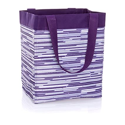 Attrayant Thirty One Essential Storage Tote In Geo Stripe   No Monogram   4446