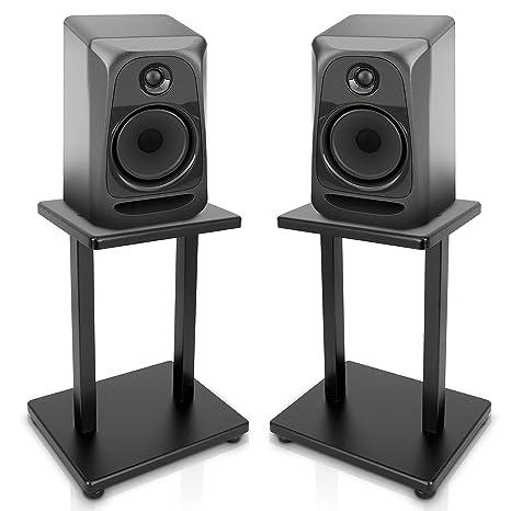 Awe Inspiring 13 Surround Sound Speaker Stands Pro Audio Universal Heavy Duty Steel Base Top Plates W Adjustable Base Screws For Home System Bookshelf Download Free Architecture Designs Xoliawazosbritishbridgeorg