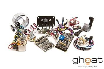 Amazon.com: Graphtech Acoustiphonic/Hexpander Kits PK-0680-00 ...