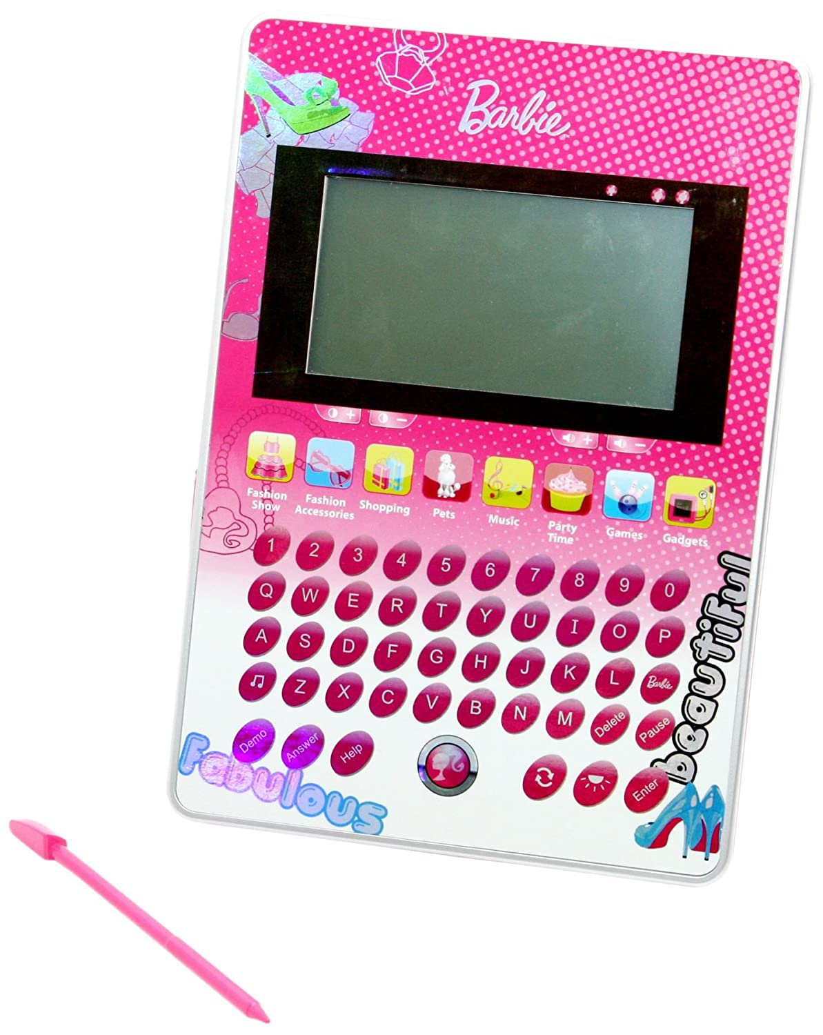 Oregon Scientific BI 68-11 - Barbie Fashion Tablet mit Tasche