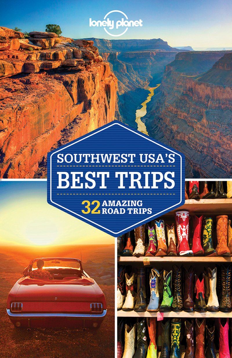 Lonely Planet Southwest Trips Travel