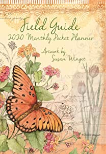 The LANG Companies Field Guide 2020 Monthly Pocket Planner (20991003184)