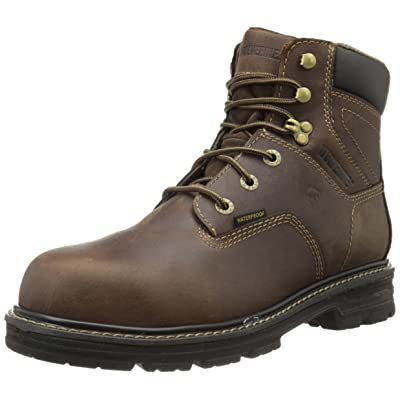 Wolverine Men's W10103 Nolan-M | Industrial & Construction Boots