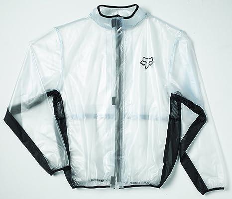 Fox Racing Fluid MX Mens Off-Road/Dirt Bike Motorcycle Jackets - Orange / 2X-Large