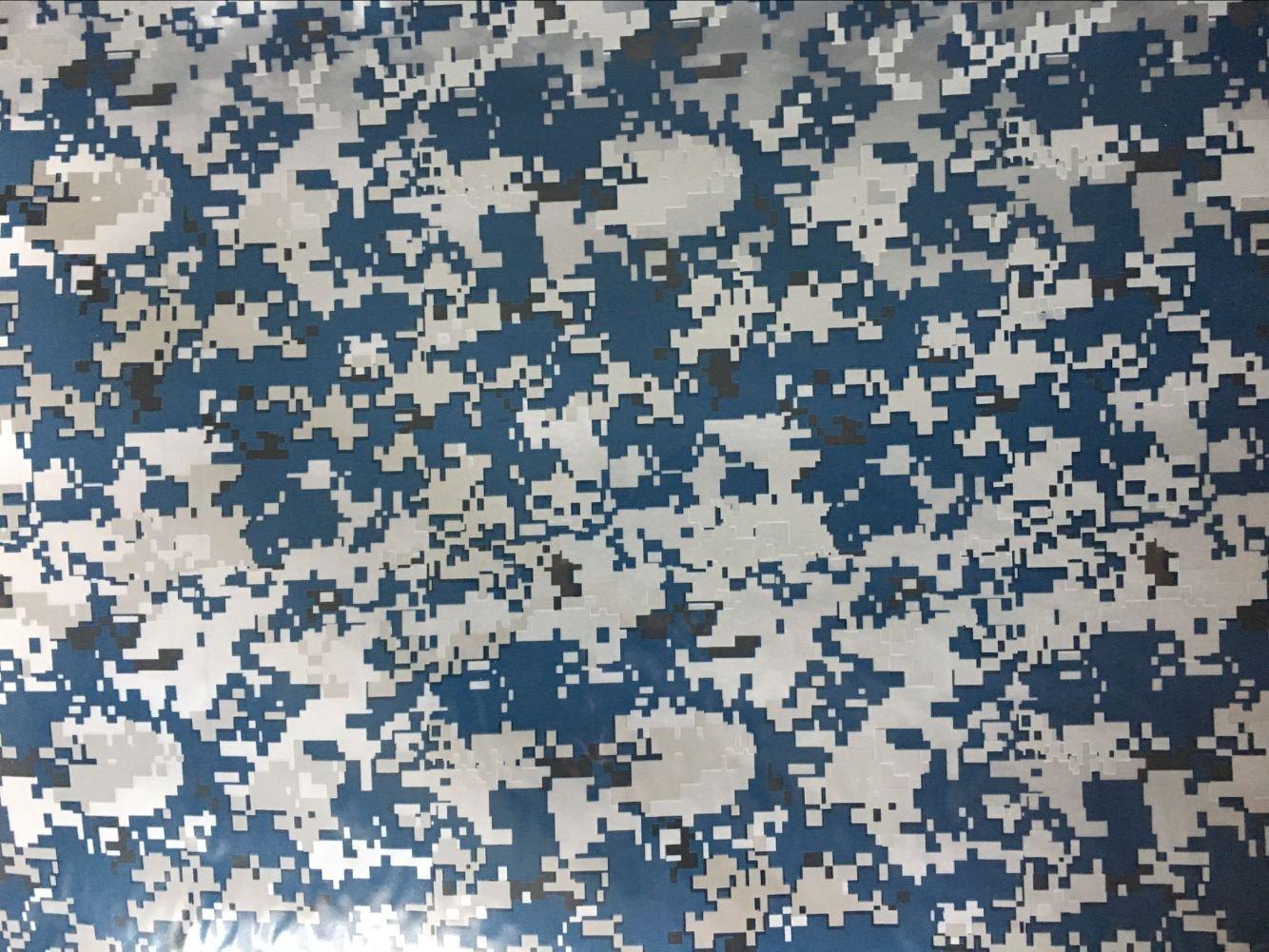 L'Impression de transfert de l'eau film 0.5mx2m Nacy ACU Camouflage film film Hydrographics de transfert à l'eau Colorful Hydrographics Coating