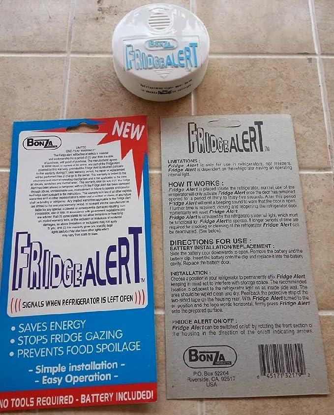 Congelador Frigorífico Alerta Alarma Temperatura Refrigerador ...