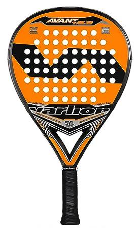 Varlion Avant TI 8.8 SYL - Pala de pádel, 38mm, color naranja: Amazon.es: Deportes y aire libre