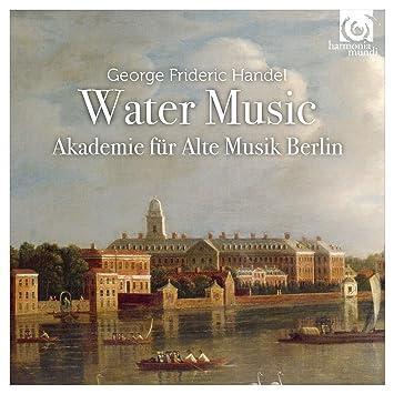 Amazon | ヘンデル : 水上の音楽...