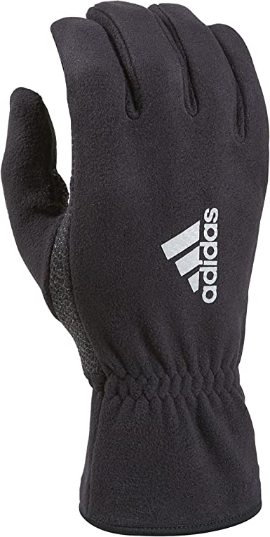 adidas fleece gloves mens