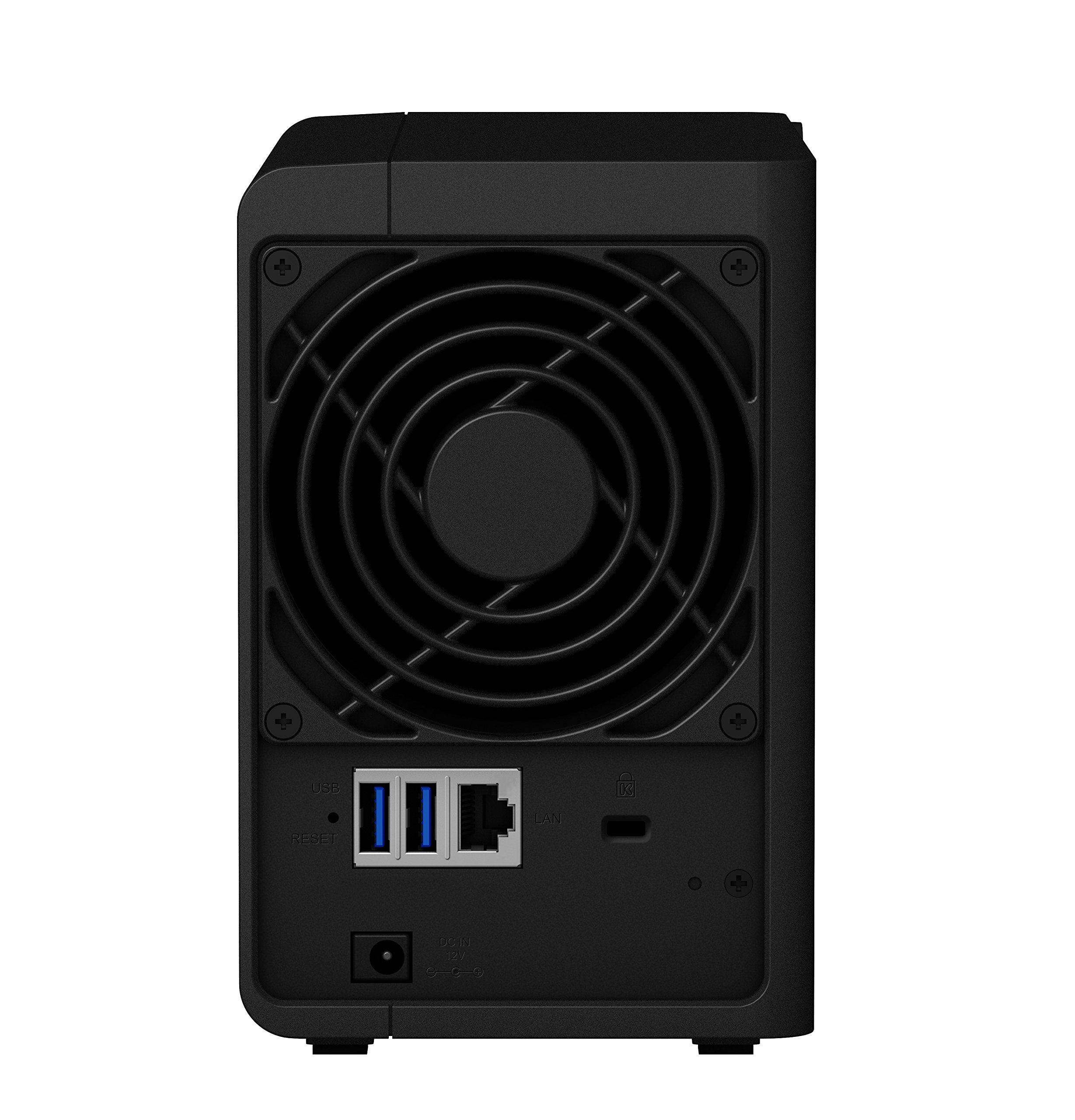 Synology 2 bay NAS DiskStation DS218 (Diskless) by Synology (Image #3)