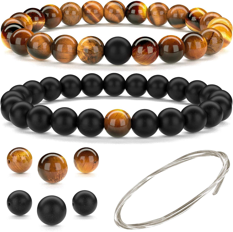 SALE chunky Tiger Eye bracelet large brown bracelet healing stone bracelet big bracelet natural stone bracelet big gemstone bracelet