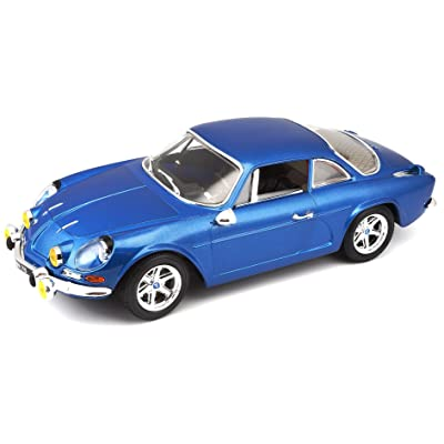 Bburago 12004 - Alpine Renault A110 Stradale - Échelle 1/16