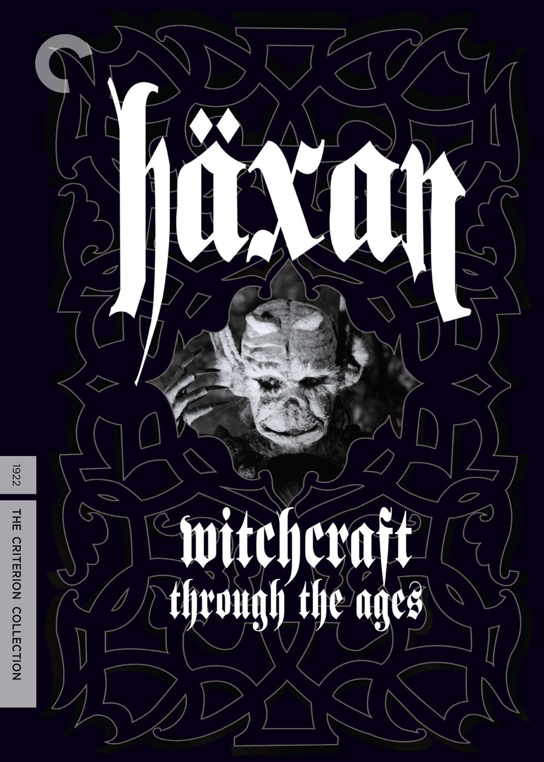 Witchcraft Through the Ages Cult Horror movie poster print 2 1922 Häxan
