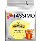 Tassimo Twinings Earl Grey Tea, 5er Pack Tee T Discs (5 x 16 Getränke)