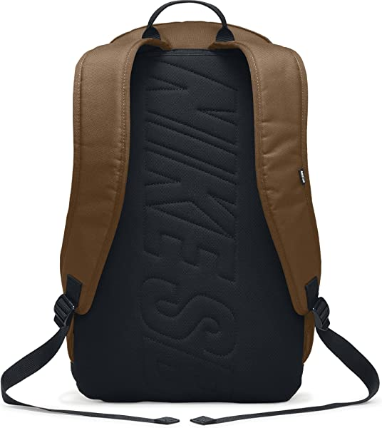 9c0e4b76b949 Nike SB Courthouse Skateboarding Laptop Backpack - Ale Brown Black White.  Back. Double-tap to zoom