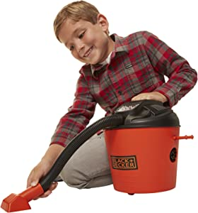 Black & Decker Jr. Shop Vacuum Toy