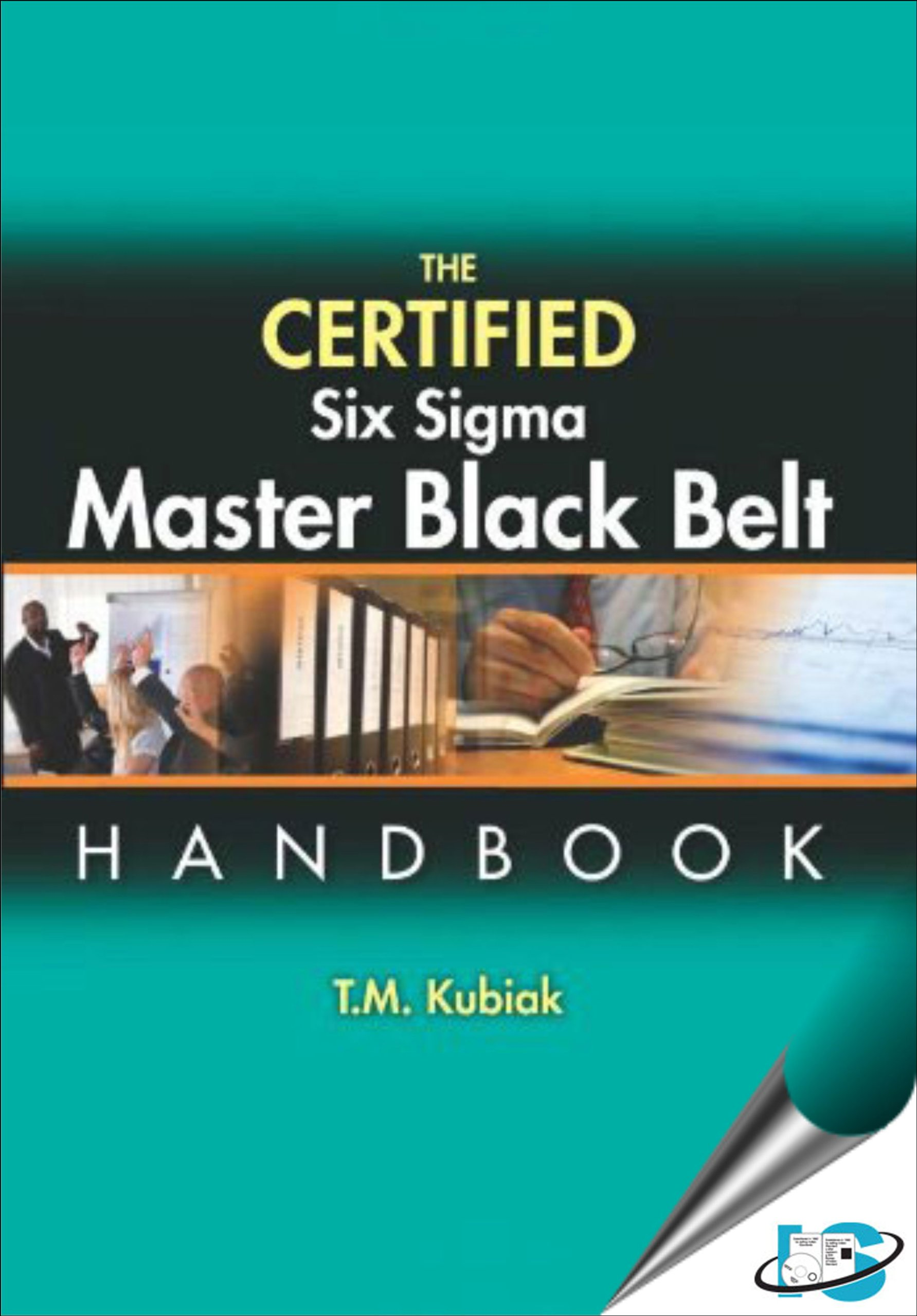 The Certified Six Sigma Master Black Belt Handbook With Cd Rom