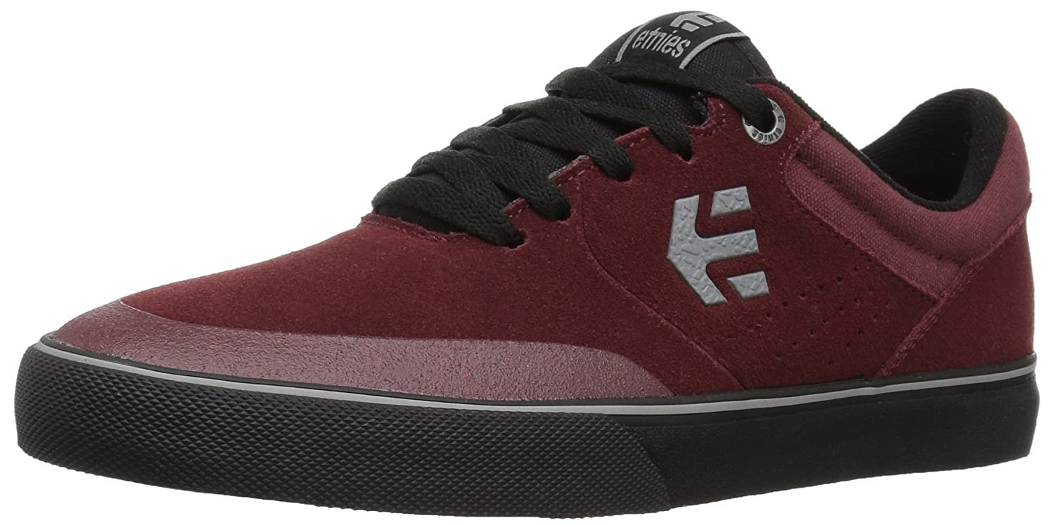 Etnies Marana Vulc Skate Shoe 7 D(M) US|Red/Black/Grey