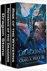 Dragonia: Dragonia Empire 1-3 Omnibus: An Epic Fantasy Dragon Series Kindle Edition
