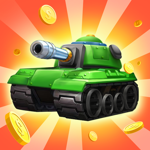 Merge Idle Tank - Best Merge Games Free (Idle Heroes Best Heroes)