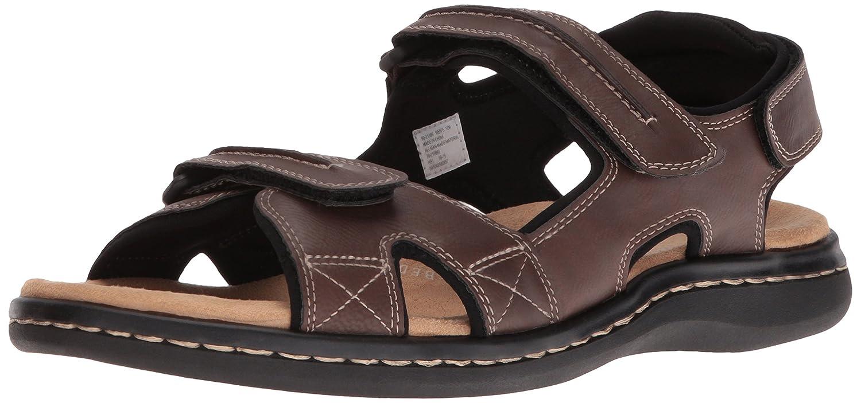 fe68cfec4f53 Dockers Men s Newpage Sporty Outdoor Sandal Shoe