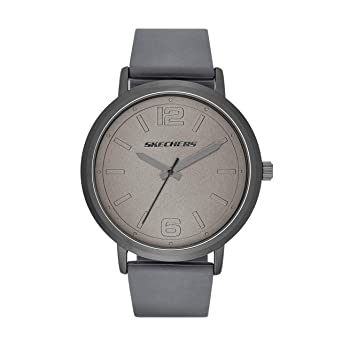 Skechers Mens SR5040 Analog Display Quartz Grey Watch