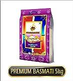 SHRILALMAHAL Royale Basmati Rice 5 Kg