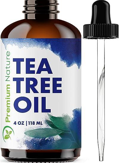 Premium Nature El aceite de coco natural, aceite de ricino, aceite de semilla de uva, aceite de aguacate y aceite de almendras dulces, 4fl onzas clear: Amazon.es: Belleza